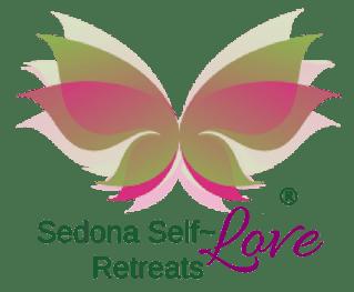 Sedona Healing Retreats - Self-Love Retreat Logo